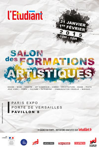 Ecole de photographie paris for Salon formation artistique paris