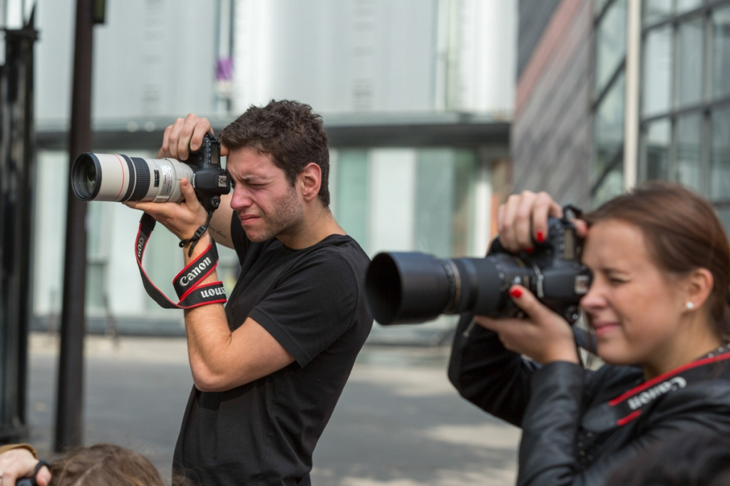Become a photographer at Speos school