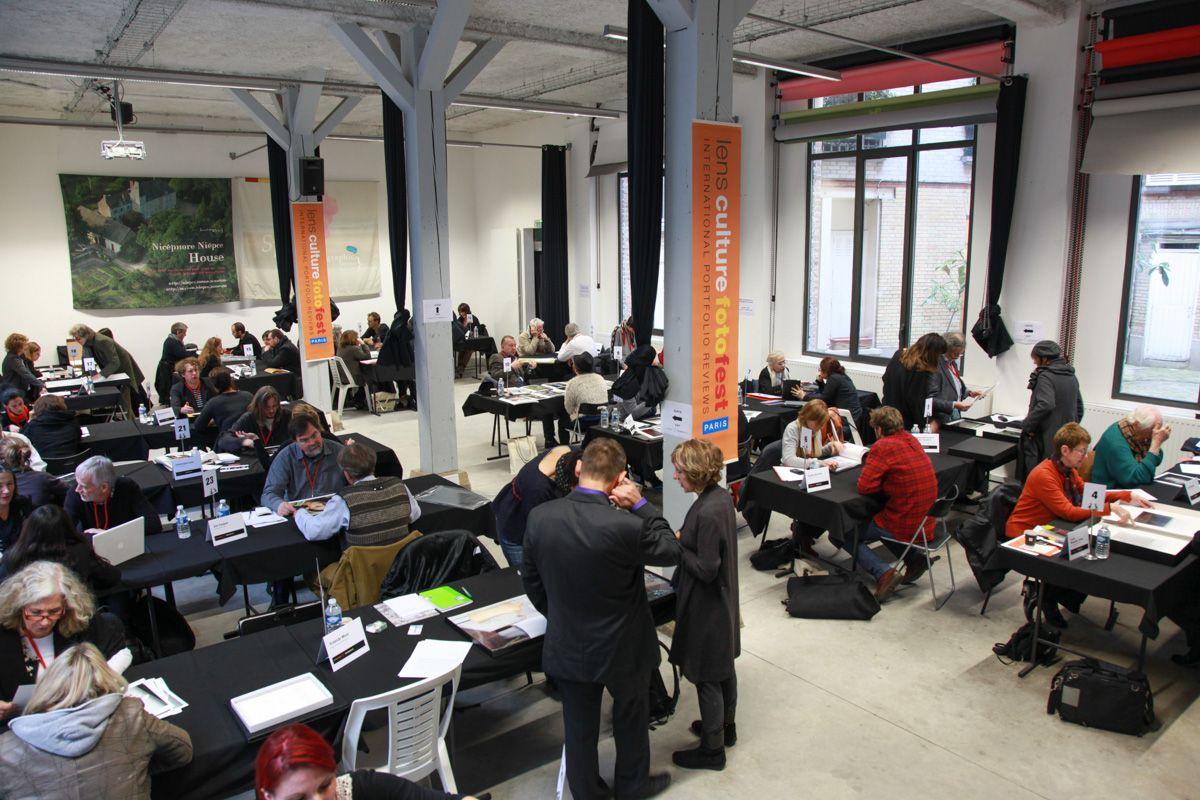 La version européenne de Fotofest, la célèbre revue de portfolios s'est déroulé dans les locaux de Spéos de 2011 à 2013.